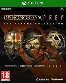 The Arkane Collection: Dishonored & Prey (Xbox One)
