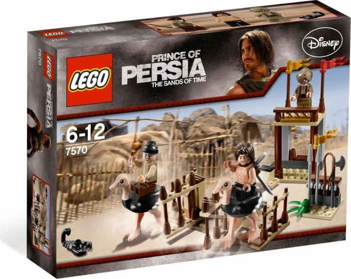 LEGO Prince of Persia - Vogel Strauß-Rennen (7570) -- via Amazon Partnerprogramm