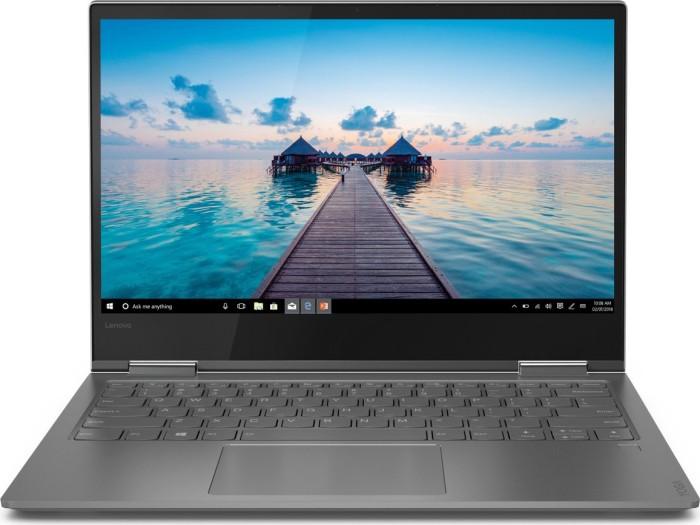 Lenovo Yoga 730-13IWL grey, Core i7-8565U, 8GB RAM, 512GB SSD (81JR004AGE)