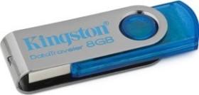 Kingston DataTraveler 101 cyan 8GB, USB-A 2.0 (DT101C/8GB)