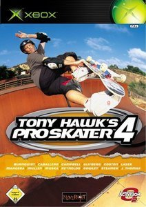 Tony Hawk's Pro Skater 4 (deutsch) (Xbox)
