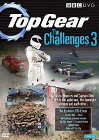 Car: Top Gear - The Challenges Vol. 3 (UK)