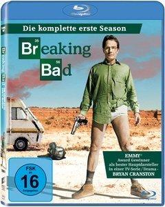 Breaking Bad Season 1 (Blu-ray)