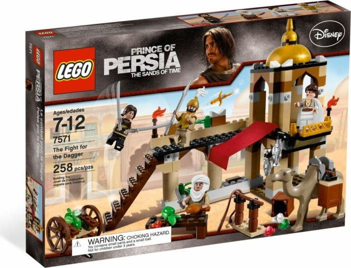 LEGO Prince of Persia - Kampf um den Dolch (7571) -- via Amazon Partnerprogramm