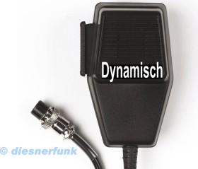 Albrecht DMC 520 4-pol., microphone (41964)