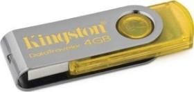 Kingston DataTraveler 101 gelb 4GB, USB-A 2.0 (DT101Y/4GB)