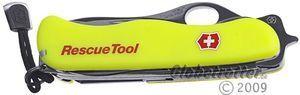 Victorinox Rescue Tool pocket knife (0.8623.MWN/0.8623.N) -- ©Globetrotter 2009