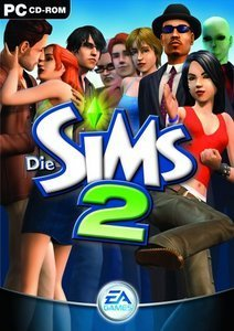 Die Sims 2 (German) (PC)