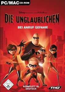 The Incredibles - Die Unglaublichen (German) (PC/MAC)