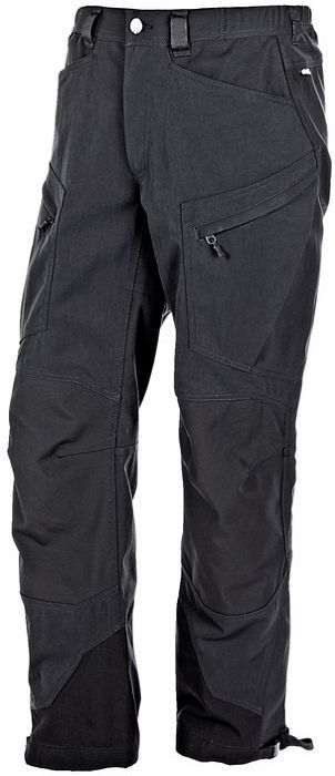 Haglöfs Rugged Ii Mountain Pant Long True Black Solid Mens 602607 2vt
