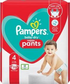 Pampers Baby-Dry pants Gr.4 Einwegwindel, 9-15kg, 23 Stück