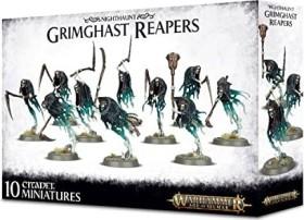 Games Workshop Warhammer Age of Sigmar - Nighthaunt - Grimghast Reapers (99120207065)