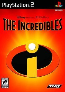 The Incredibles - Die Unglaublichen (deutsch) (PS2)