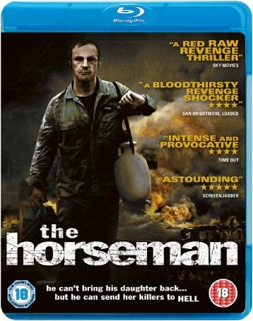 The Horseman (Blu-ray) (UK) -- via Amazon Partnerprogramm