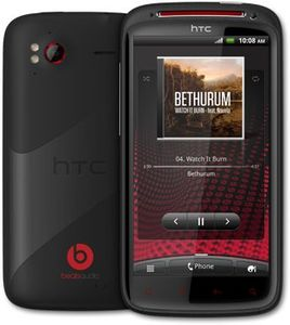 3 HTC Sensation XE (various contracts)
