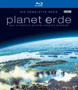 BBC: Planet Erde Box (Blu-ray)