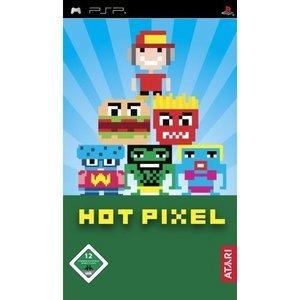 Hot Pixel (englisch) (PSP)