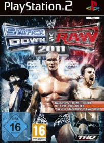 WWE Smackdown! vs. Raw 2011 (PS2)