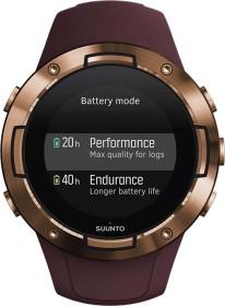Suunto 5 burgundy copper (SS050301000)