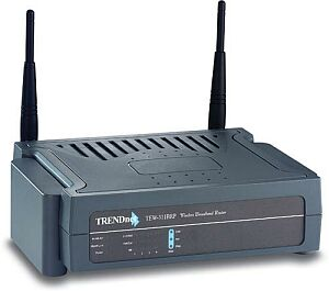 TRENDnet wireless Broadband Router + Access Point (TEW-311BRP)