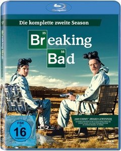 Breaking bath Season 2 (Blu-ray)