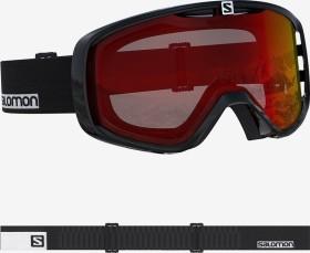 Salomon Aksium black/mid red (408449)