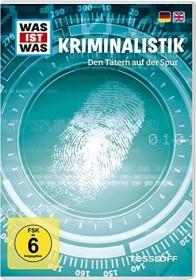 Was ist was - Kriminalistik (DVD)