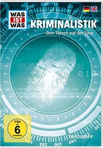 Was ist was - Kriminalistik -- via Amazon Partnerprogramm
