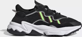 adidas Ozweego core black/solar green/onix (Junior) (EE7772)