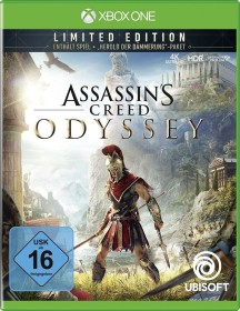 Assassin's Creed: Odyssey - Limited Edition (Xbox One)