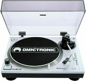 Omnitronic BD-1550 silver