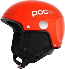 POC POCito Skull Light Helm fluorescent orange (Junior) (10150-9050)