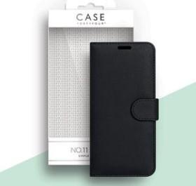 Case FortyFour No.11 für Apple iPhone 12 Pro Max schwarz (CFFCA0455)
