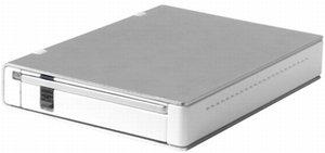 "Cremax Icy Dock MB559UEA-1S silber, 3.5"", USB-B 2.0/FireWire (96560)"