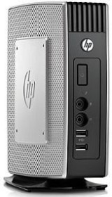 HP t510 Flexible Thin Client, Eden X2 U4200, 2GB RAM, 1GB Flash, HP Smart Zero Technology (H2P25AT)