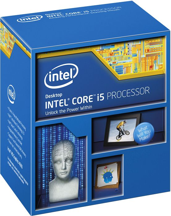 Intel Core i5-4670K, 4x 3.40GHz, boxed (BX80646I54670K)