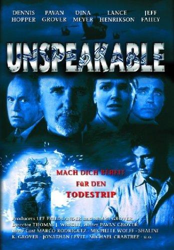 Unspeakable -- via Amazon Partnerprogramm
