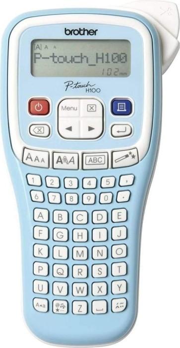 Brother P-touch H100 blau (PTH100LBZG1)