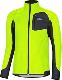 Gore Wear Partial Gore Windstopper Shirt langarm neon yellow/black (Herren) (100287-0899)
