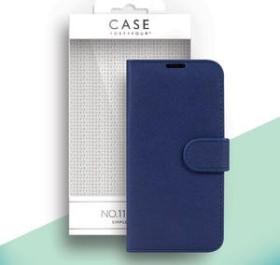 Case FortyFour No.11 für Apple iPhone 12 Pro Max blau (CFFCA0454)