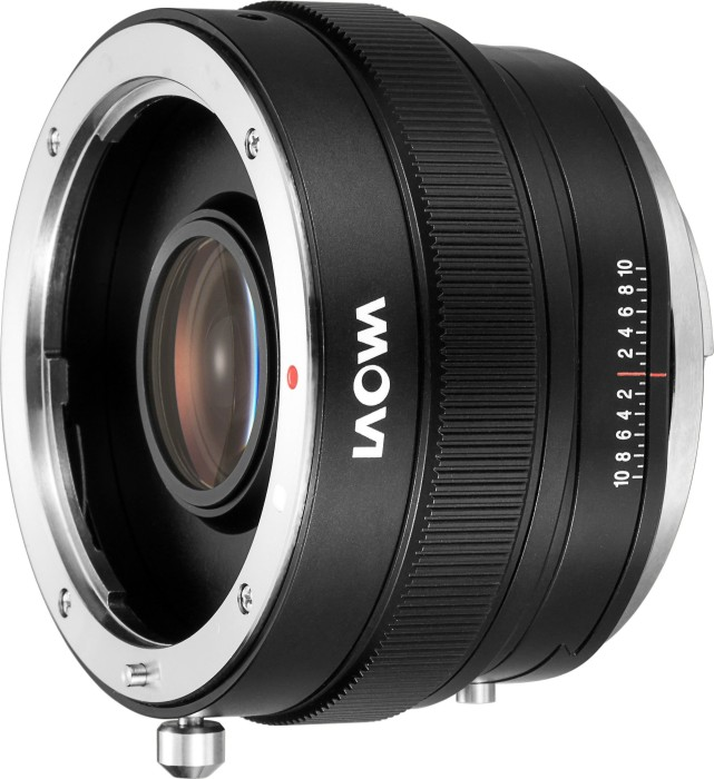 Laowa Magic Shift Converter Canon EF auf Sony E Objektivadapter
