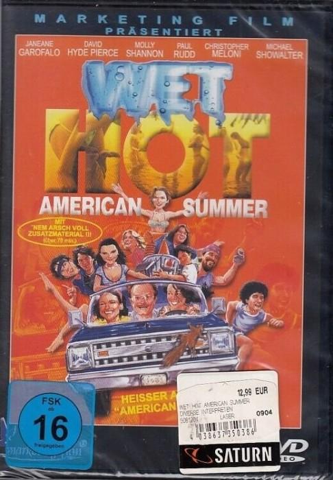 Wet Hot American Summer -- via Amazon Partnerprogramm