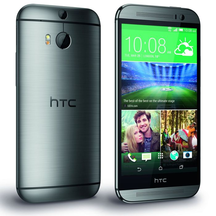produktbilder htc one m8 32gb mit branding. Black Bedroom Furniture Sets. Home Design Ideas