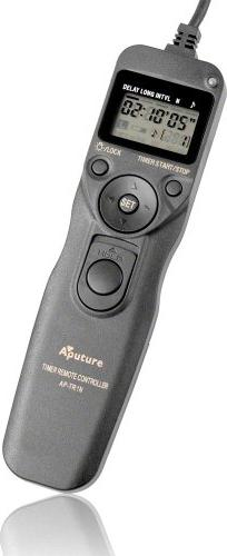 Aputure AP-TR1N LCD timer remote release for Nikon -- via Amazon Partnerprogramm