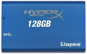 "Kingston HyperX Max 3.0 128GB, 2.5"", USB 3.0 (SHX100U3/128G)"