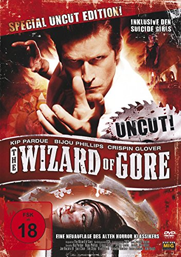 The Wizard of Gore -- przez Amazon Partnerprogramm