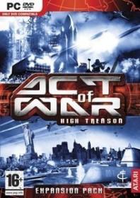 Act of War - High Treason (Add-on) (PC)
