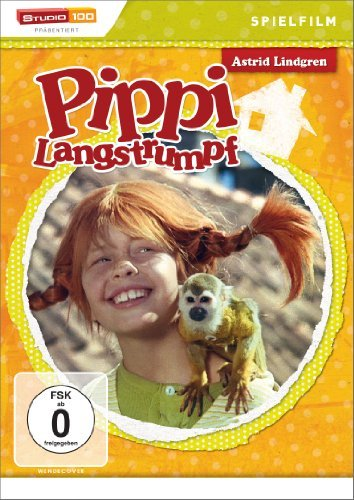 Pippi Langstrumpf  - Der Film -- via Amazon Partnerprogramm