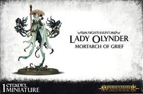 Games Workshop Warhammer Age of Sigmar - Nighthaunt - Lady Olynder, Mortarch of Grief (99120207064)