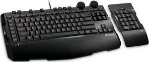 Microsoft SideWinder X6 Gaming Keyboard, USB, DE (AGB-00008)